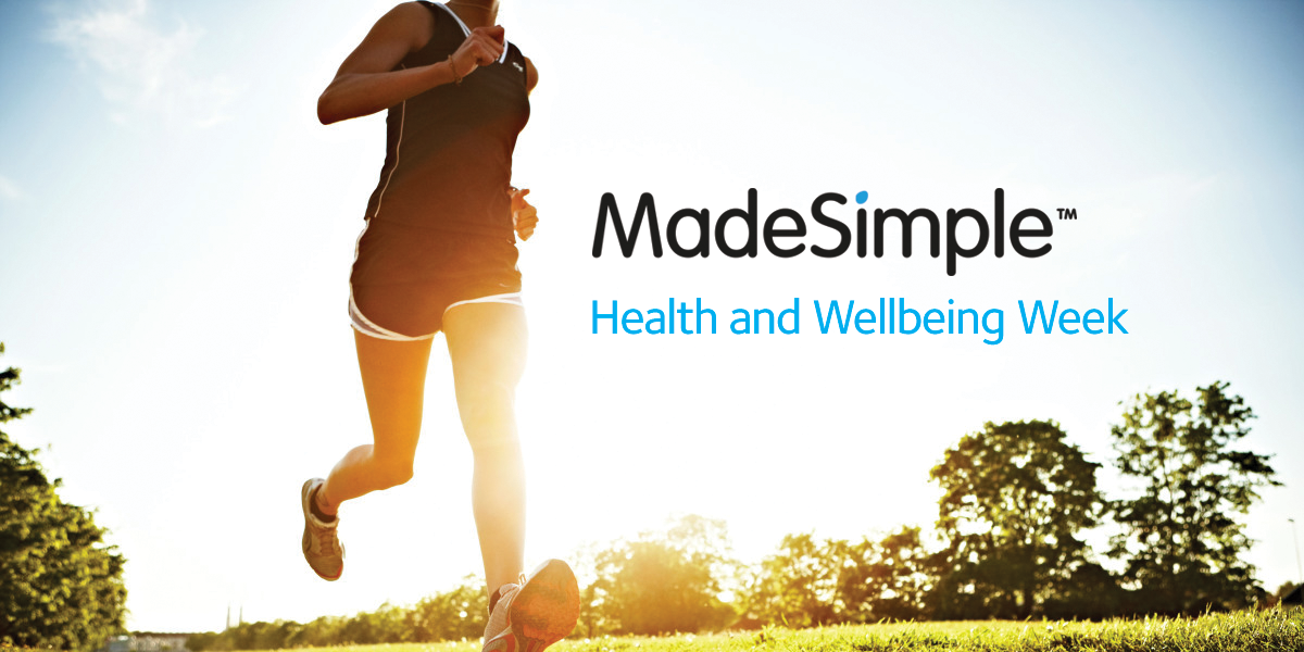 Health & Wellbeing Week at MadeSimple