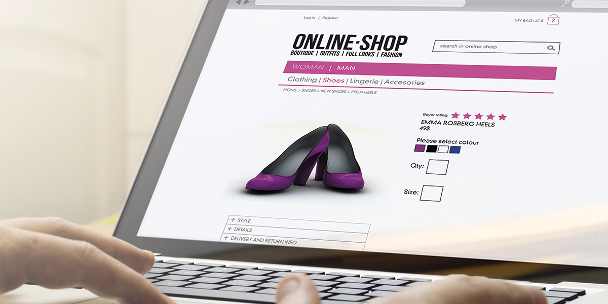 Shopping Online - How easy is it to create an online shop?